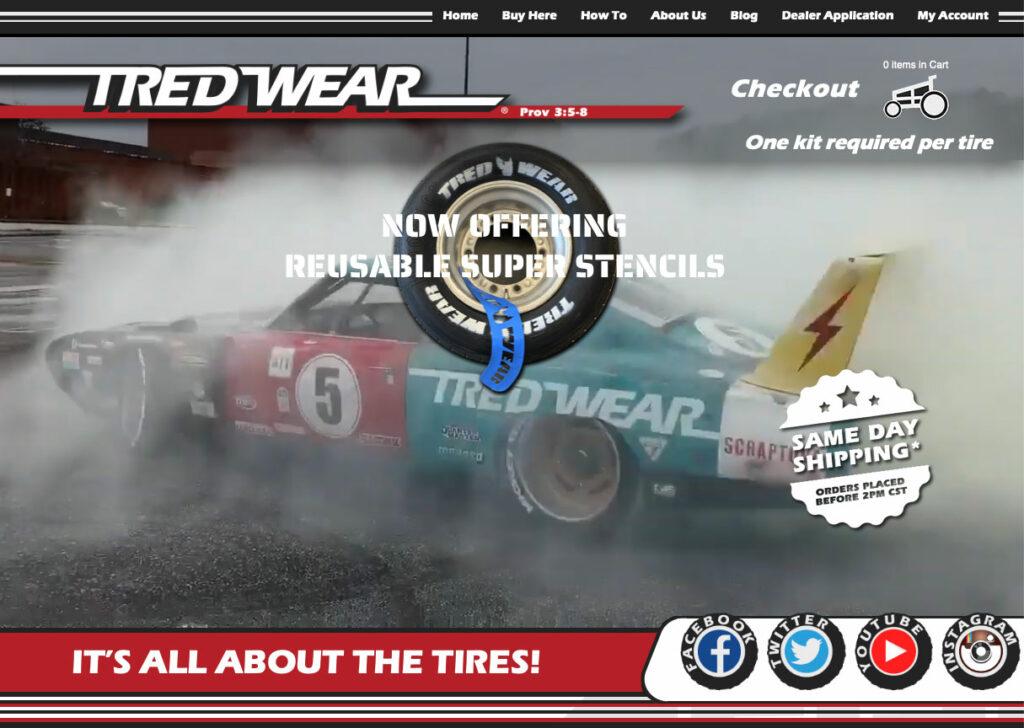 Tredwear Website | PoeCo